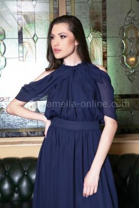 Dress Blue Sasha