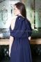 Dress Blue Sasha 012431 4