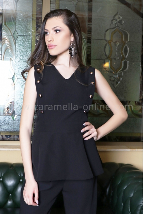Dress Black to School 022297