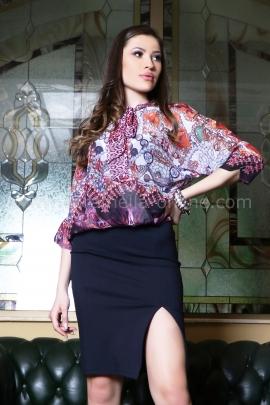 Блуза Leopard Jewel