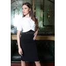 Dress White & Black