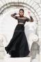 Dress Black Princess 012538 3