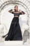 Dress Black Princess 012538 4