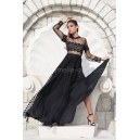 Dress Black Princess