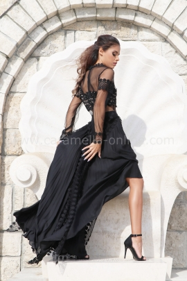 Dress Black Princess