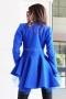 Coat-cardigan Тurquoise 062047 2