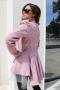 Палто-жилетка Pink Passion 062048 3