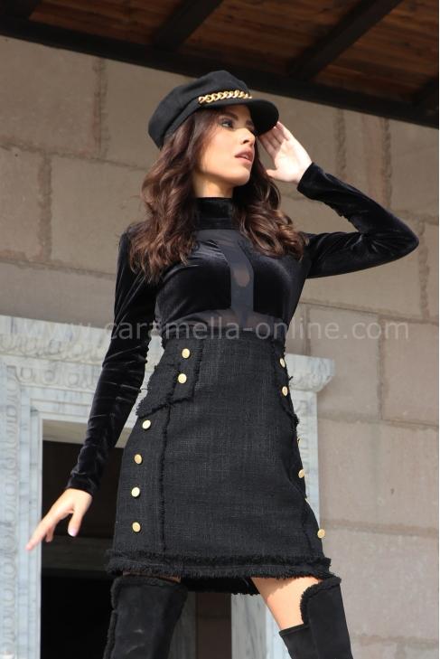 Пола Black Chanel 032125