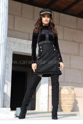 Блуза Black Velvet