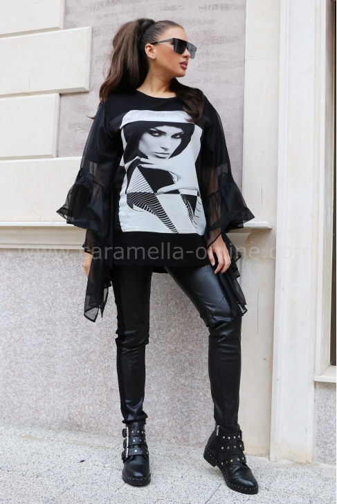Туника Black Lady 022365