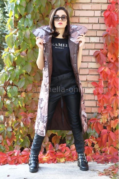 Елек Autumn Camouflage 052069