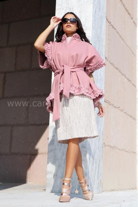 Палто Pink Cashmire 062065