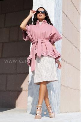 Палто Pink Cashmire