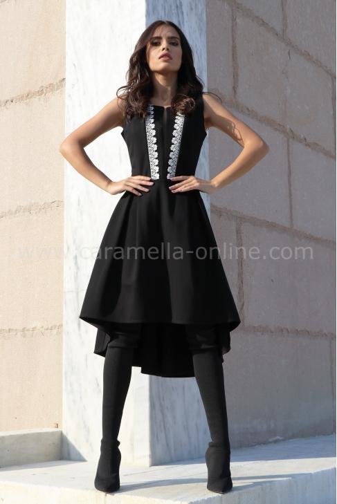 Рокля Black Lux 012556