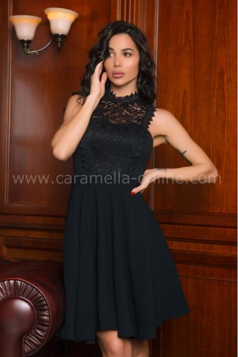 Рокля Black Glam 012564