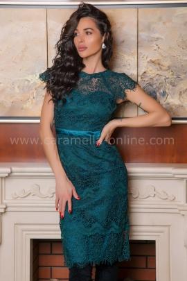 Рокля Emerald Lux