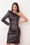 Рокля Leather Vamp 012572 1