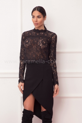 Блуза Black Lace