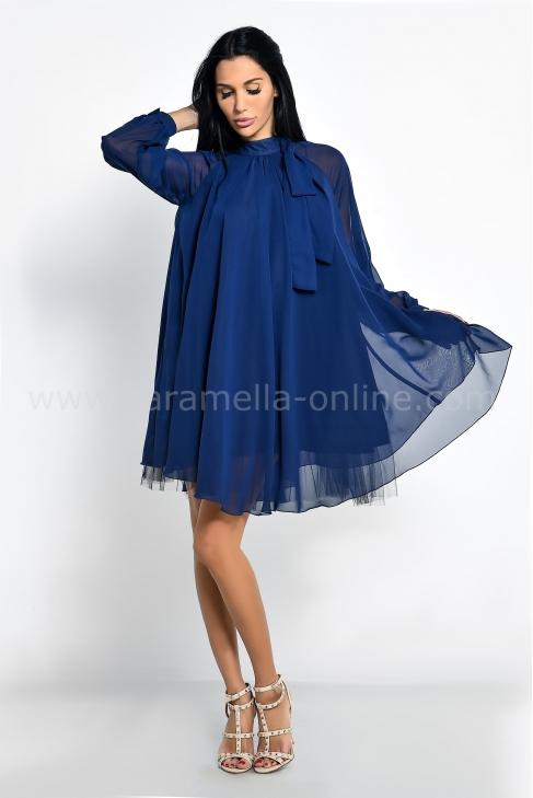 Рокля Blue Lorene 012588