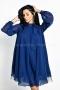 Рокля Blue Lorene 012588 2