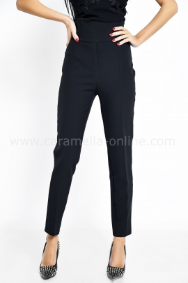 Панталон Slim Black