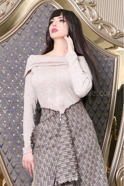 Блуза Beige Modissimo 022393