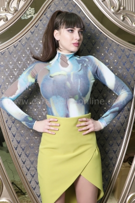 Блуза-боди Melange