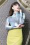 Блуза-боди Melange 022399 1