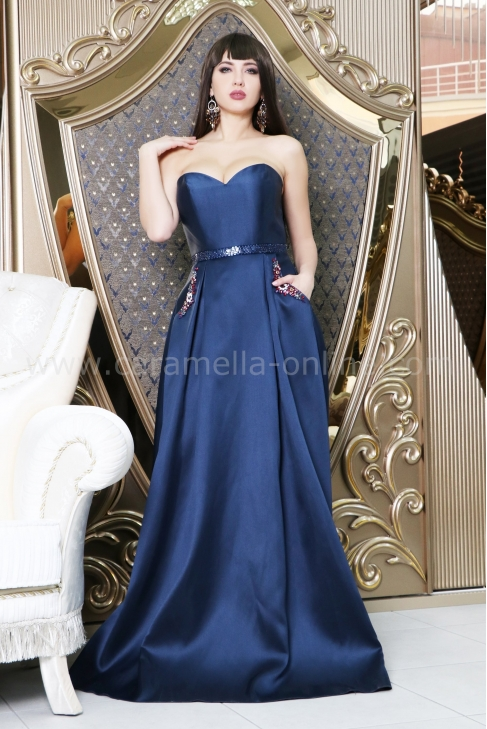 Рокля Royal Blue 012597