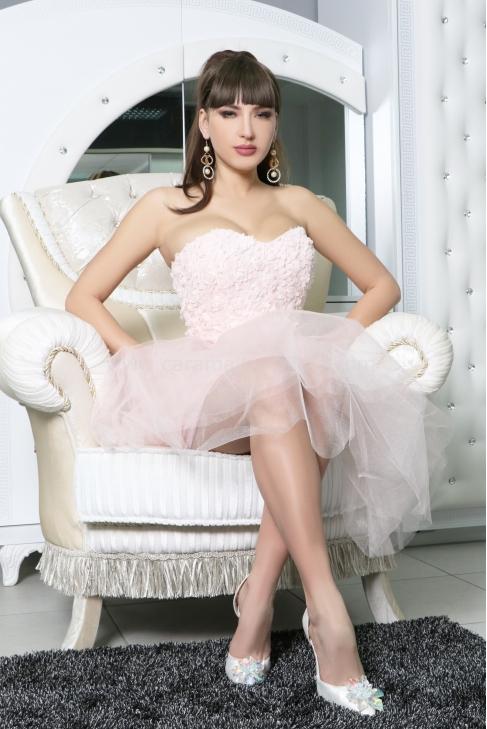 Рокля Pink Splendor 012601