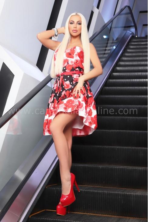 Рокля Poppy Romantic 012606