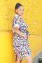 Рокля Summer Abstract 012627 2