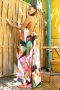 Рокля Caramella Summer 012615 3