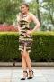 Рокля Goldie Versace 3