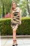 Рокля Goldie Versace 4