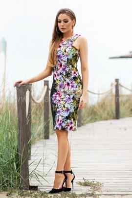 Рокля Flowers Summer