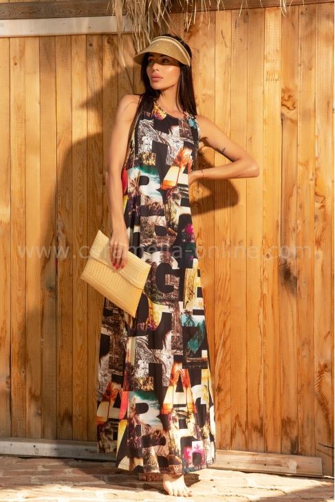 Рокля Bay Style 012643