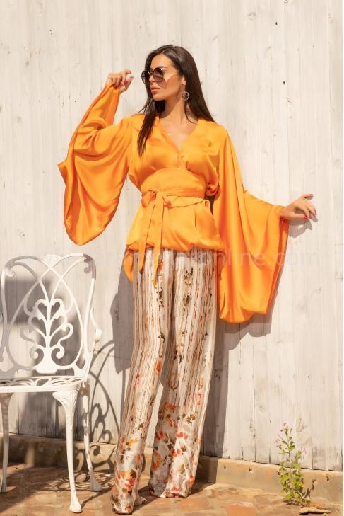 Дамска Риза Orange 022444