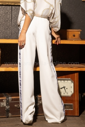 Панталон Caramella White
