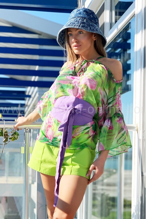 Туника Fashion Flowers 022458