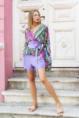 Къси Панталонки Violett