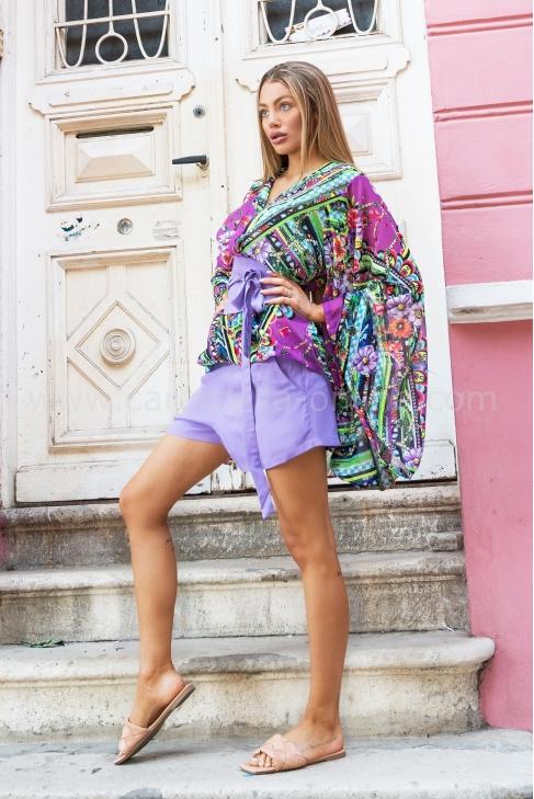 Къси Панталонки Violett 032188
