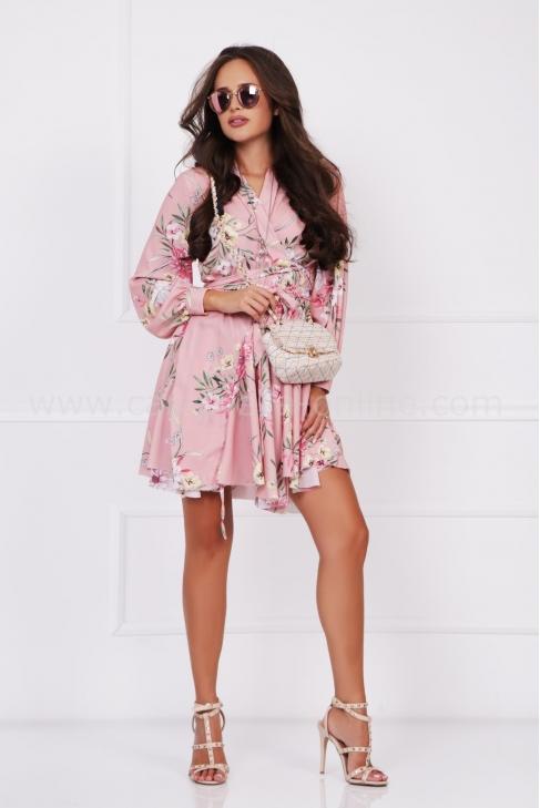 Рокля Pink Sense 012646