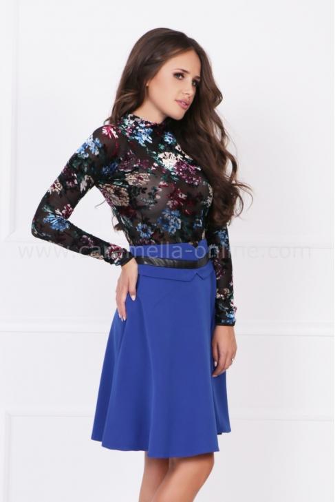 Блуза-боди Soft Velvet 022465
