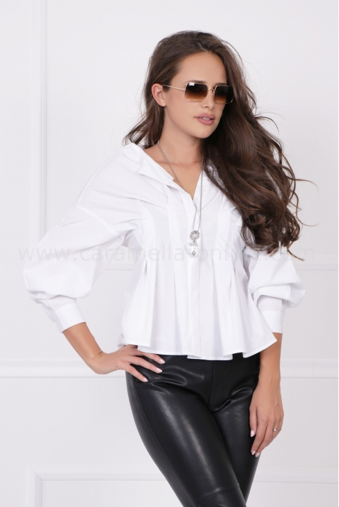 Риза White Corset 022472