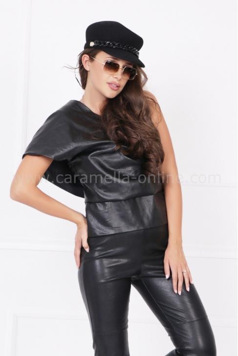 Топ Black Leather 022473
