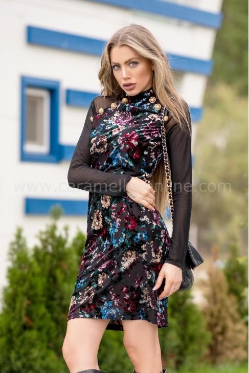 Рокля Velvet Balmain 012654