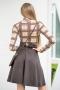 Блуза-боди Burberry 022477 3