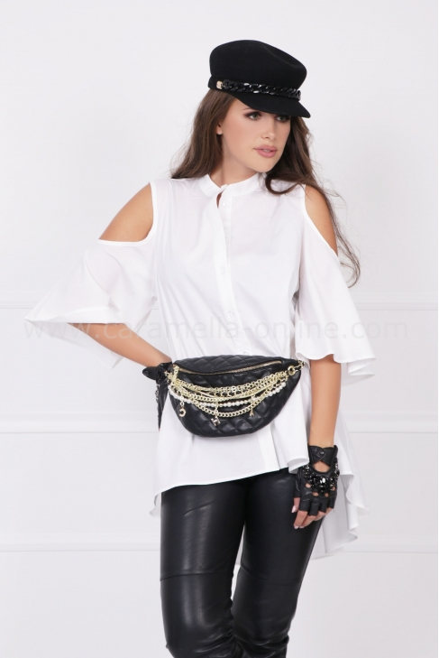 Риза White Casual 022479