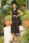Рокля Black Pleats 012664 1